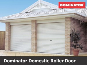 Dominator Domestic Roller Door2