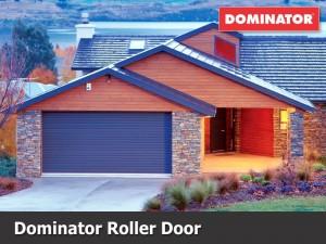 Dominator Semi-Industrial Roller Door