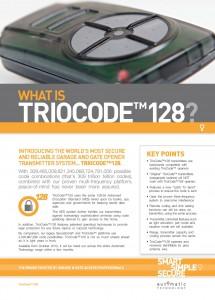 Triocode 128 Encription