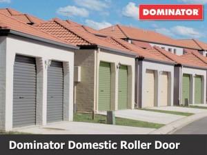 Dominator Domestic Roller Door