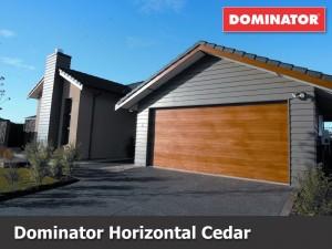 Dominator Horizontal Cedar